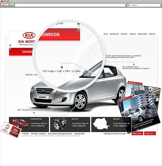 Kia Motors V1