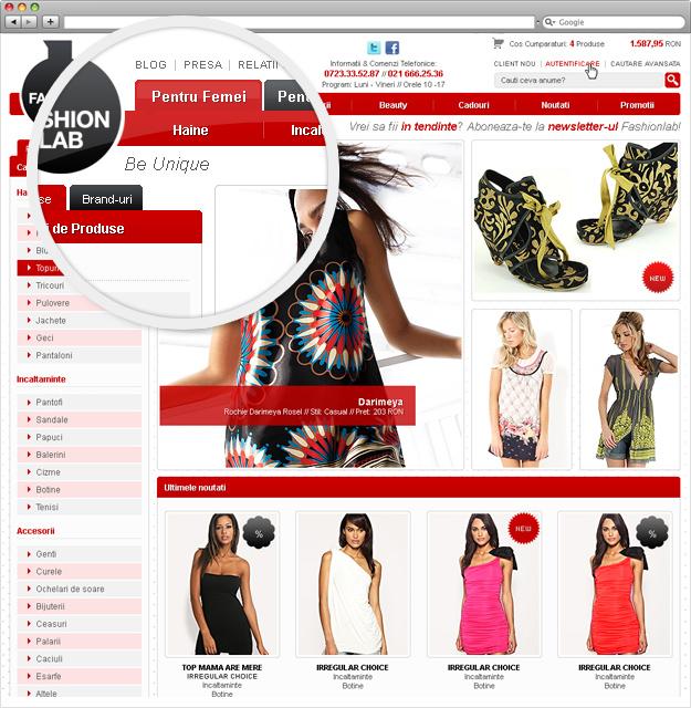 Fashionlab V2